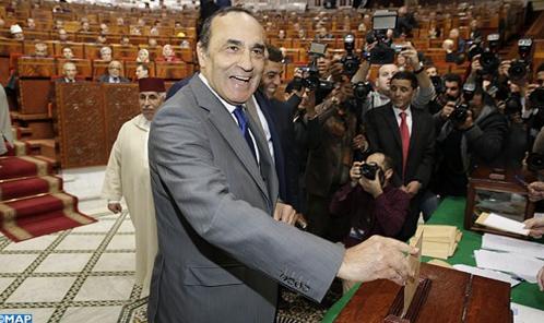 تجديد الثقة في الاستاذ الحبيب المالكي رئيسا لمجلس النواب