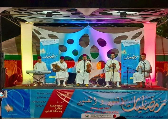 الفقيه بن صالح: ملتقى رمضانيات النون والفنون في دورته الثالثة