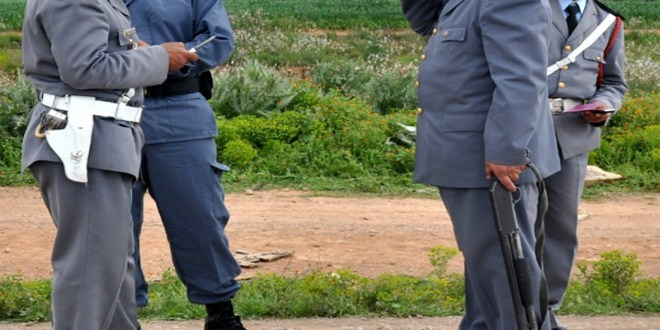 القبض على المتهم الرئيسي في ارتكاب جريمة قتل باستعمال سلاح ناري