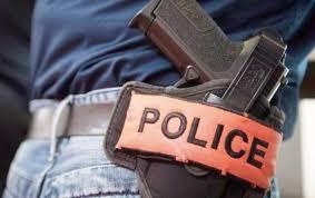 استخدام السلاح الوظيفي لتوقيف جانح بتمارة