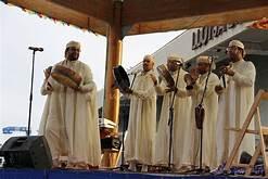 """""""Khouribga à l'heure de son 19èmefestival de""""Aabidat Rma"""