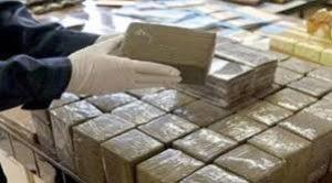 """الاجهزة الامنية بالناظور تحجز 5 أطنان من مخدر """"الشيرا"""""""