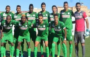 5ème journée du championnat PRO: DHJ-OCK: 1-0