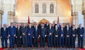 عاجل: الملك محمد السادس يستقبل الحكومة الجديدة (اللائحة الكاملة)