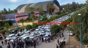 مسؤول نقابي: هذه أسباب إضراب سيارات الأجرة بخريبكة(فيديو)