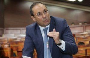 عــاجــل: تعرض الوزير عبد القادر اعمارة للإصابة بفيروس كورونا المستجد