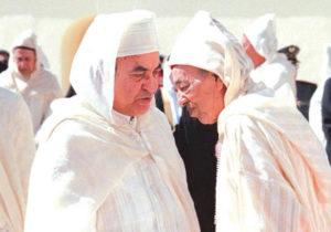 وفاة السياسي الشريف والزعيم الوطني المجاهد عبد الرحمن اليوسفي