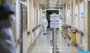 1345 إصابة جديدة و 642 حالة شفاء خلال 24 ساعة الماضية