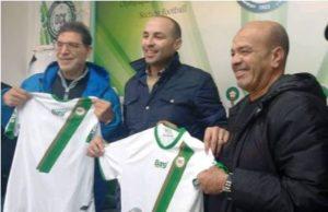 Ock: Ahmed Ajlani passe le relais à Aziz Karkach