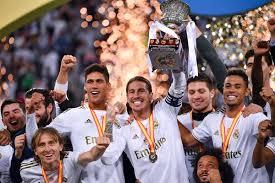 ريال مدريد يتوج باللقب للمرة الرابعة والثلاثين ببطولة اسبانيا
