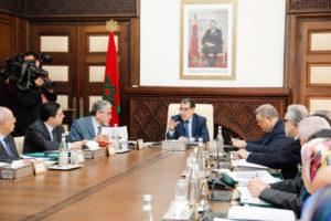 جدول أعمال مجلس الحكومة يوم الخميس فاتح أكتوبر