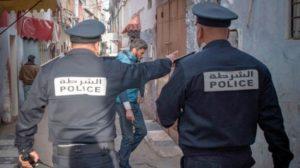 استعمال رجل أمن سلاحه الوظيفي لتوقيف شخص عرض أمن المواطنين للخطر بالدارالبيضاء
