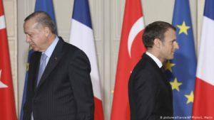 بعد تصريح أردوغان..فرنسا تستدعي سفيرها في تركيا