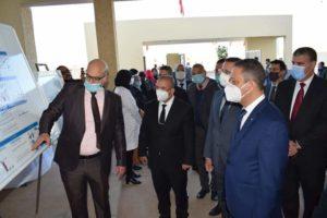 تدشين ثلاث مؤسسات تعليمية بمديرية الفقيه بن صالح