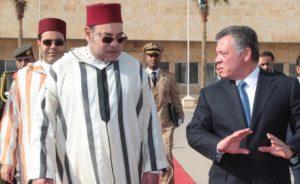 هام .. بلاغ للديوان الملكي حول افتتاح قنصلية الأردن في الصحراء المغربية