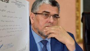 الرميد يستقيل من حكومة العثماني