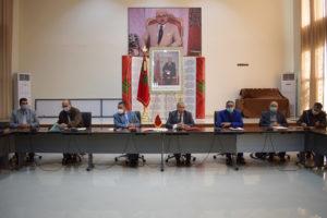 الأكاديمية الجهوية للتربية والتكوين بجهة بني ملال خنيفرة تنظم لقاء حول التقويم التربوي