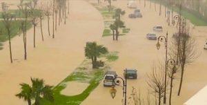 سلطات تطوان تكشف عن حصيلة ثقيلة الفياضانات التي اجتاحت المدينة