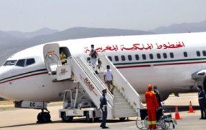 الخطوط الملكية المغربية تعزز برنامج رحلاتها بحوالي 1400 رحلة إضافية