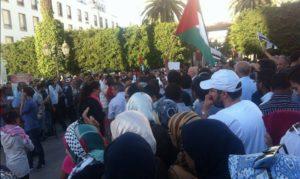 """سلطات الرباط تمنع وقفة دعا إليها موالون """"للبيجيدي"""" للتظاهر أمام البرلمان"""
