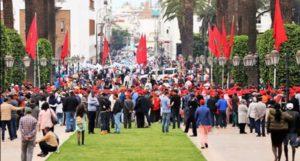 """حكومة """"العثماني"""" تمنع احتفالات النقابات بعيد الشغل ميدانيا"""