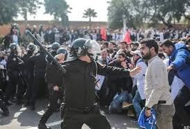 متابعة 20 أستاذ و أستاذة في حالة سراح على خلفية الاحتجاجات السلمية بإلعاصمة الرباط