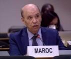 انتخاب المغرب رئيسا لمؤتمر العمل الدولي الـ 109