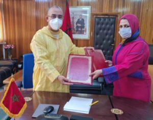 توقيع اتفاقية شراكة حول إحداث مسارات ومسالك دراسية مندمجة بجهة بني ملال خنيفرة