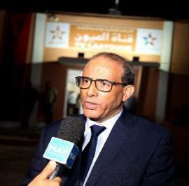 مدير قناة العيون الداه محمد الأغضف في ذمة الله