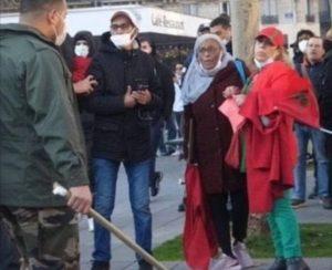 أتباع عصابة البوليساريو يعتدون على مغربية بسويسرا