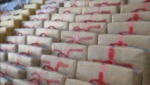 القبض على خمسة مهربين و حجز 3 أطنان من مخدر الشيرا عرض ساحل طنجة