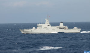 البحرية الملكية تنقذ 368 مرشحا للهجرة غير الشرعية