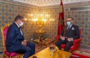 الملك يعين أخنوش رئيسا للحكومة ويكلفه بتشكيل الحكومة الجديدة